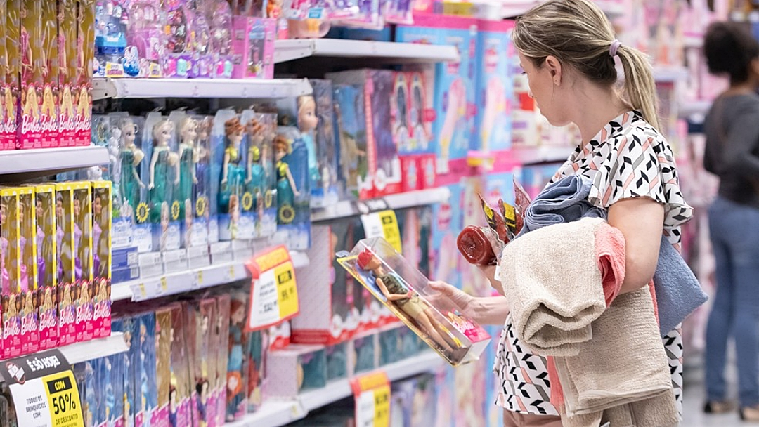 MS: Dia das Crianças deve movimentar R$ 135 mi em vendas