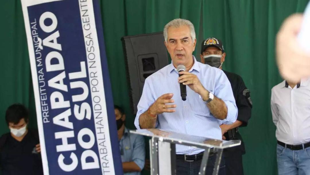 Azambuja diz que já estuda reduzir o ICMS da gasolina em Mato Grosso do Sul