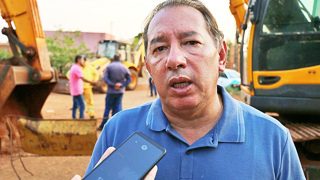 Deputado confirma que Estado vai repassar recursos para Prefeitura fazer acesso ao Balbinos