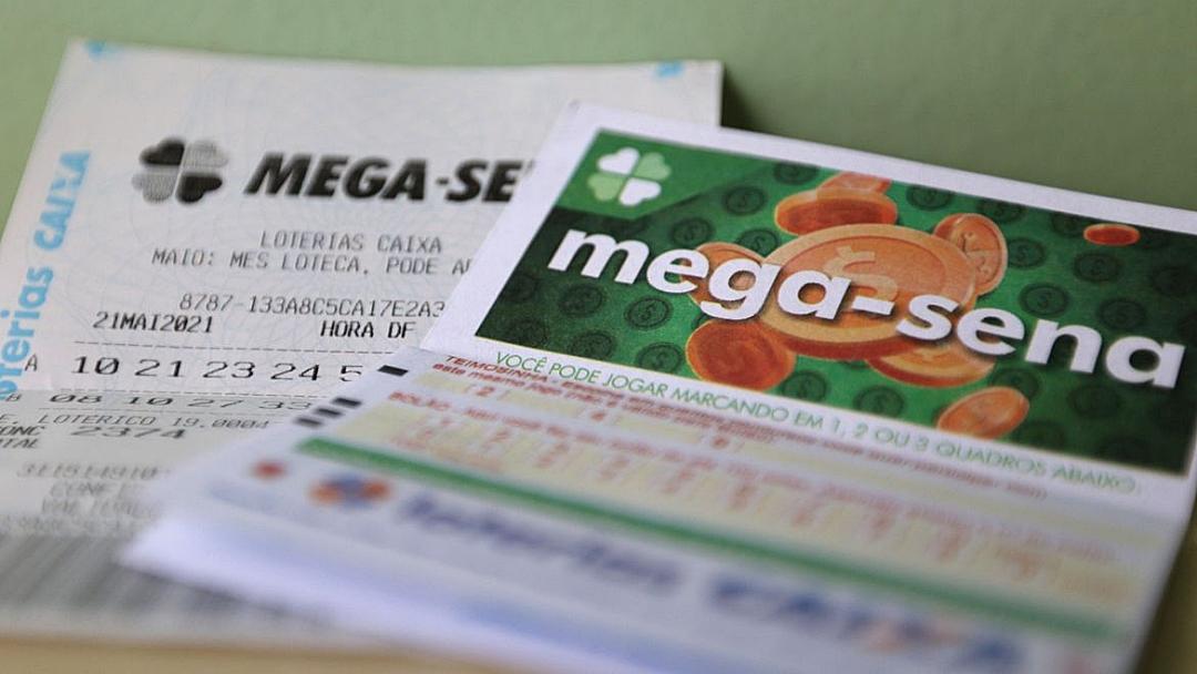 Mega-Sena sorteia nesta 4ª-feira prêmio de R$ 3 mi